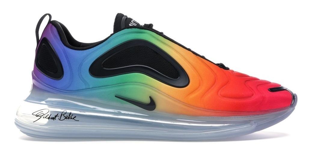 Zapatillas Tenis Nike Air Max 720 Mujer Original
