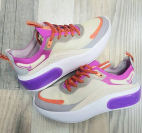 Tenis Nike Air Max Réplica Aaa Tenis para Mujer en Bogotá