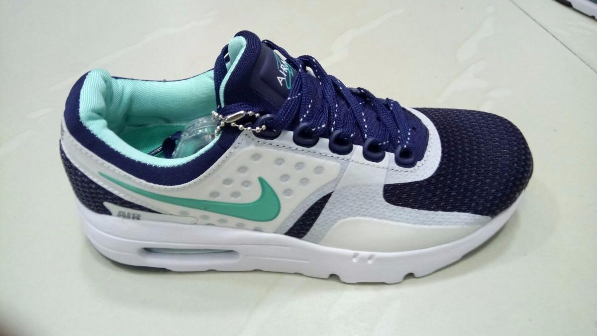 53ebc4395999e usa zapatillas tenis nike air max zero mujer original 25 dto. cargando zoom.  93f21