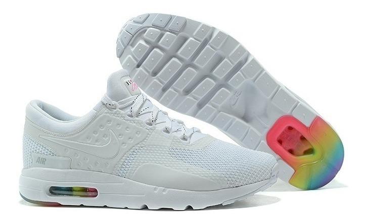 Zapatillas Tenis Nike Air Max Zero Mujer Original