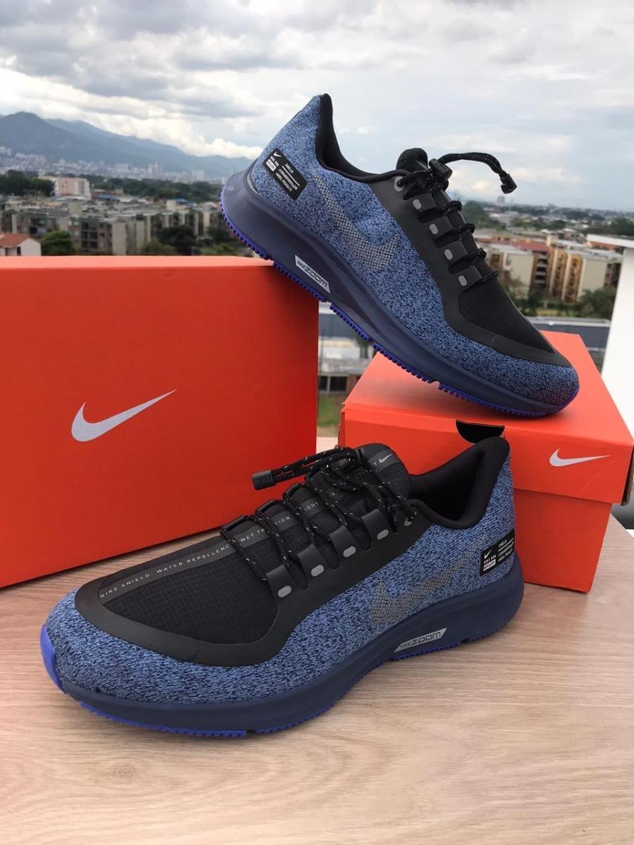 Zapatillas Tenis Nike Air Zoom Pegasus 35 Shield Hombre
