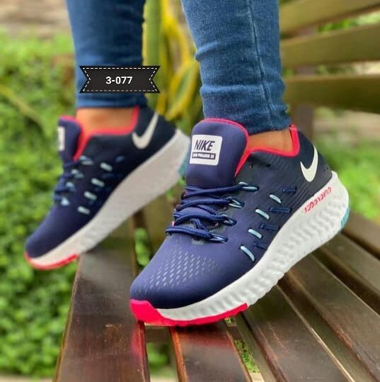 86c1aa1c0771c Zapatillas Tenis Nike Calzado Para Dama Solo Elllas -   70.000 en Mercado  Libre
