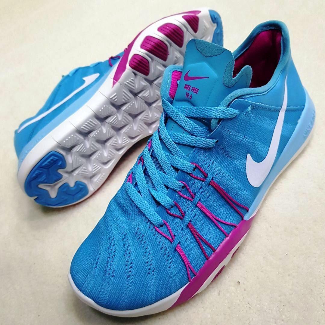 Zapatillas Tenis Nike Free Tr6 Mujer Envio Gratis -   150.000 en ... bcc38578e