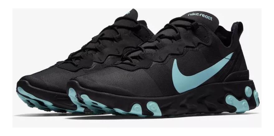 Zapatillas Tenis Nike React Element 55 Hombre Original
