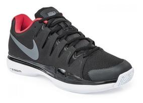 Tenis Tour Black Vapor Nike Zoom 5 Negras Zapatillas 9 VqUpSzM
