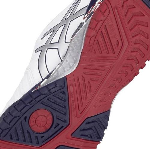 zapatillas tenis padel asics gel resolution 7 - olivos