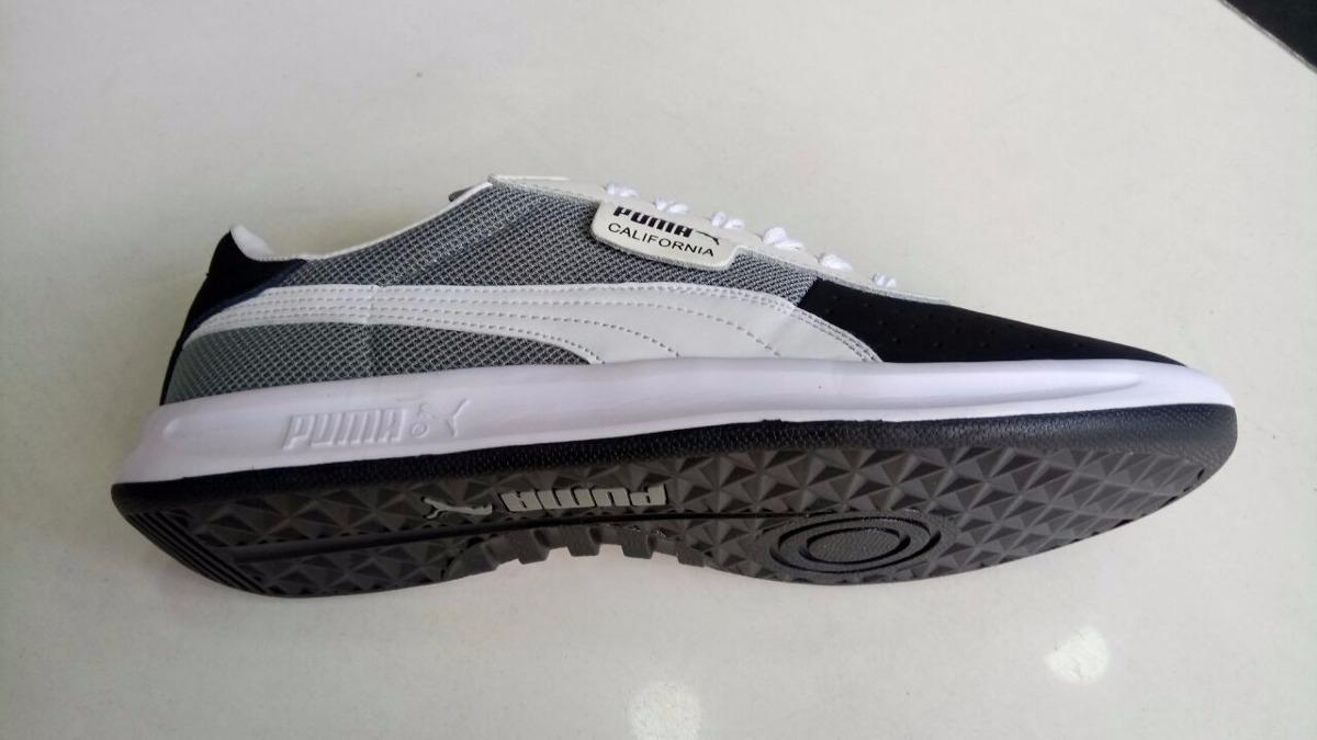 Zapatillas Tenis Puma California Hombre Originales
