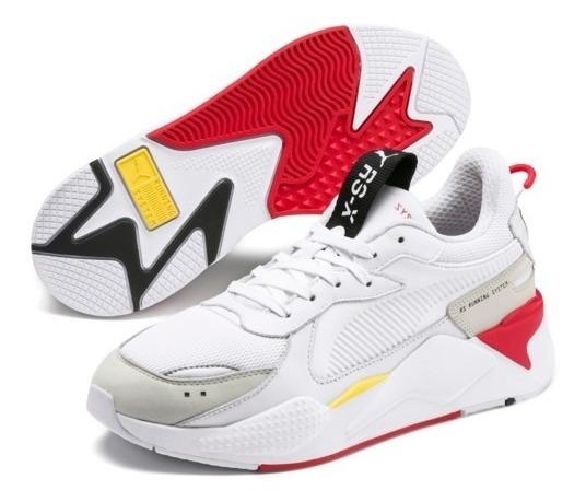 Zapatillas Tenis Puma Hombre Rs-x Running Ferrari