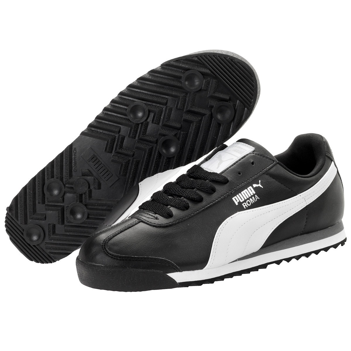Zapatillas Tenis Puma Roma Hombre Original