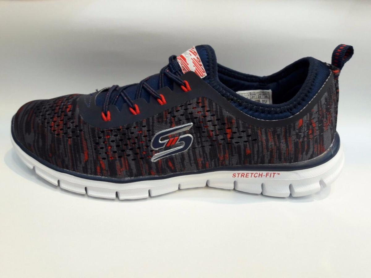 6a3e4473f4ad1 Zapatillas Tenis Skechers Mujer Original Memory Foam -   235.000 en ...