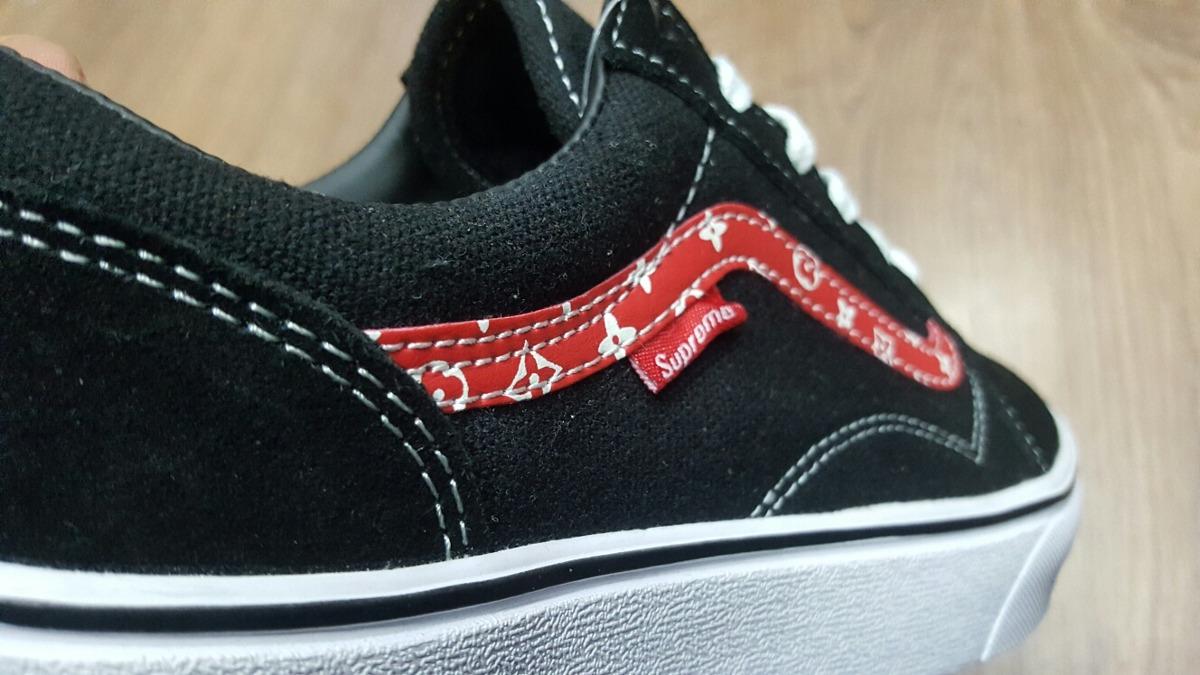vans supreme zapatillas