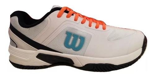 zapatillas tenis wilson hombre set tennis 2.0 masculina cemento polvo
