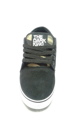 zapatillas the dark king. skate. hip hop. cali.camuflada.