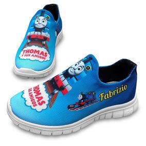 Y Sus Zapatillas Amigos Personalizado Thomas mwPn8yv0NO