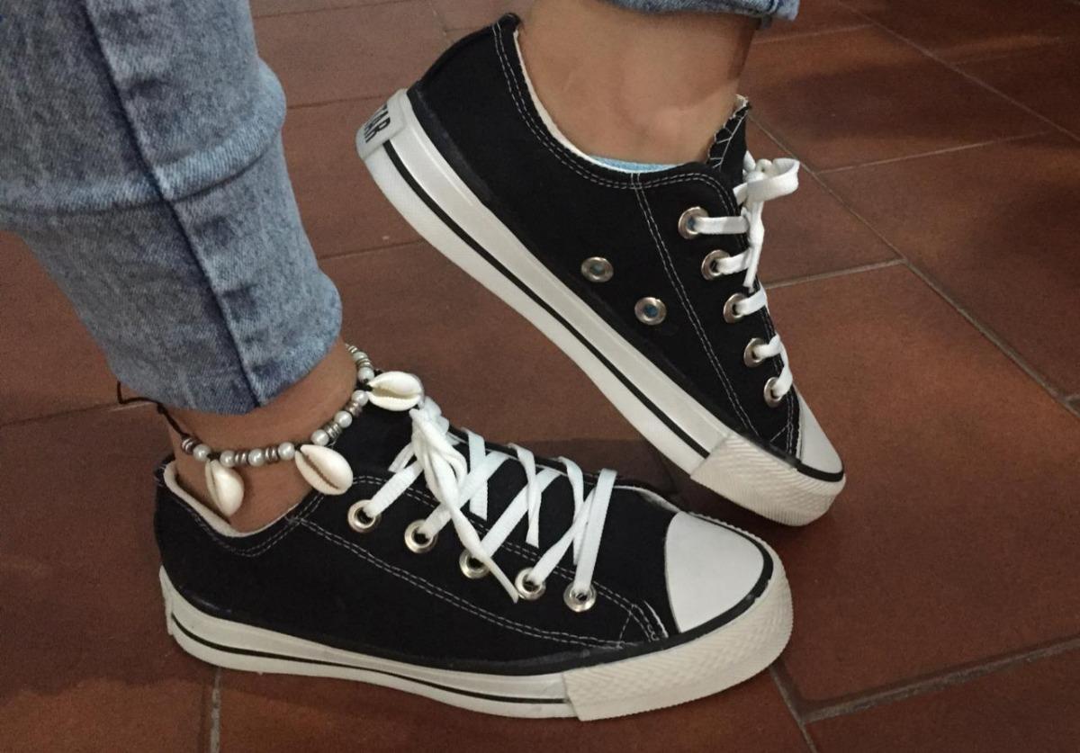 319a4014565 Zapatillas Tipo All Star Converse