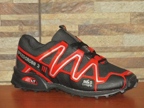 zapatillas tipo trekking montaña