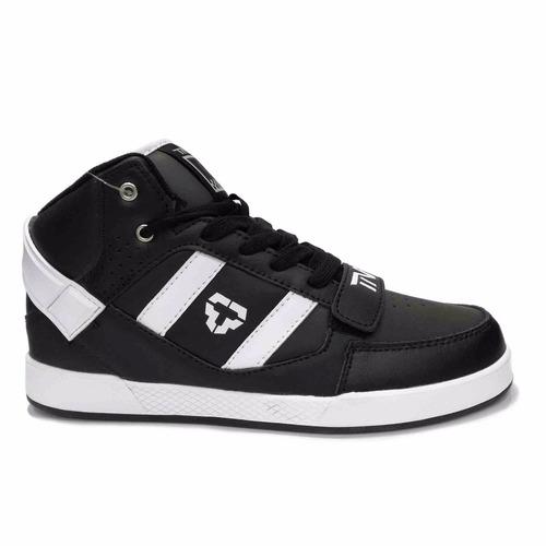 zapatillas tng botin varon  -   negro tn3087m-1