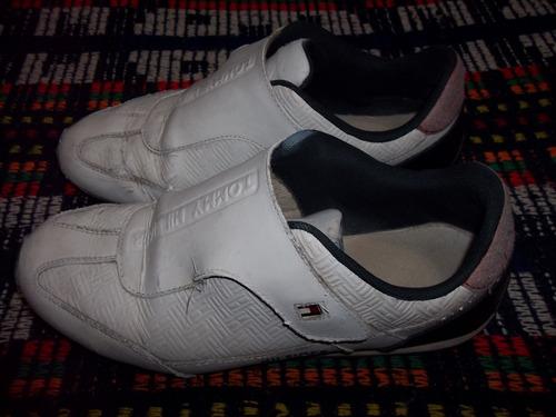 zapatillas tommi hilfiger (cuero).