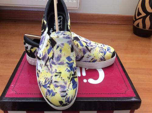 zapatillas top (snickers) diseñador mujer, traída de usa