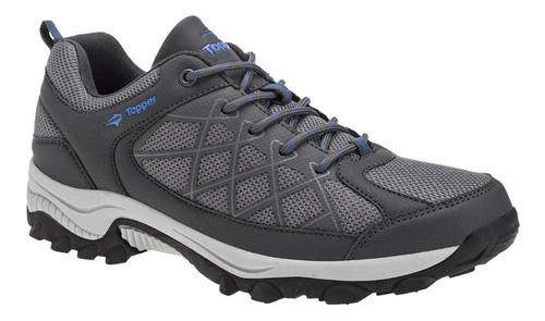 zapatillas topper c outdoor dakar hombre gr/go
