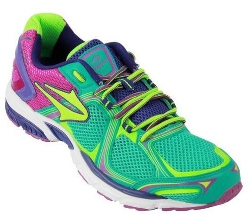 zapatillas topper lady enjoy mesh running deportiva mujer