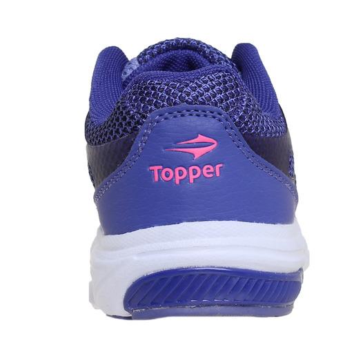 zapatillas topper niña