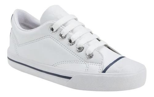 zapatillas topper profesional cuero sintético niños urbana