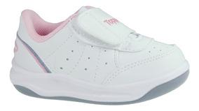 adf99ad6a45 Zapatillas Topper Tennis Baby X Forcer Abrojo Bebe Bl/rs