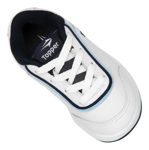 zapatillas topper tie break ii infantil