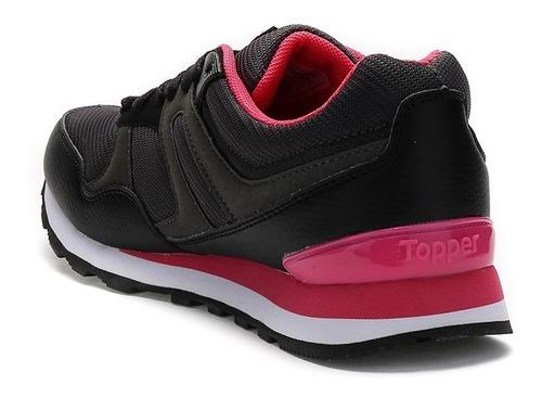 zapatillas topper tilly 024377 mujer