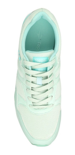 zapatillas topper tilly moda urbano running moderno mujer