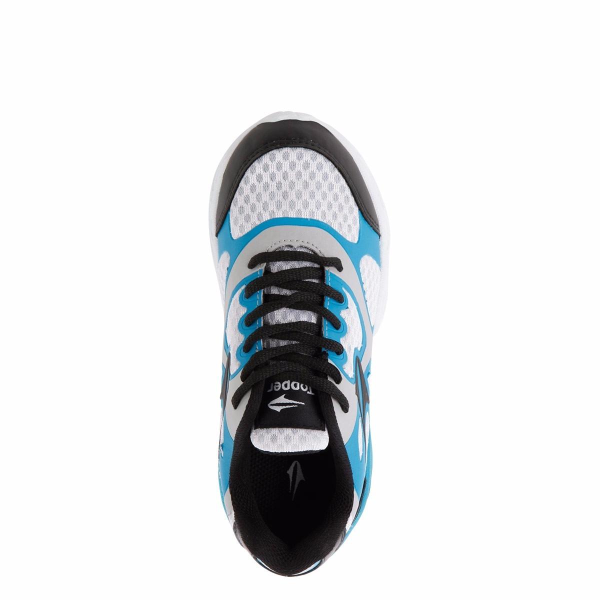 Zapatillas Topper Training Volt Kids Nene - $ 1.299,00 en Mercado Libre