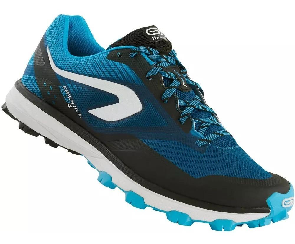 50-70% de réduction beaucoup de styles faire les courses pour Zapatillas Trail Running Kalenji Kiprun Race 4 Hombre Azul