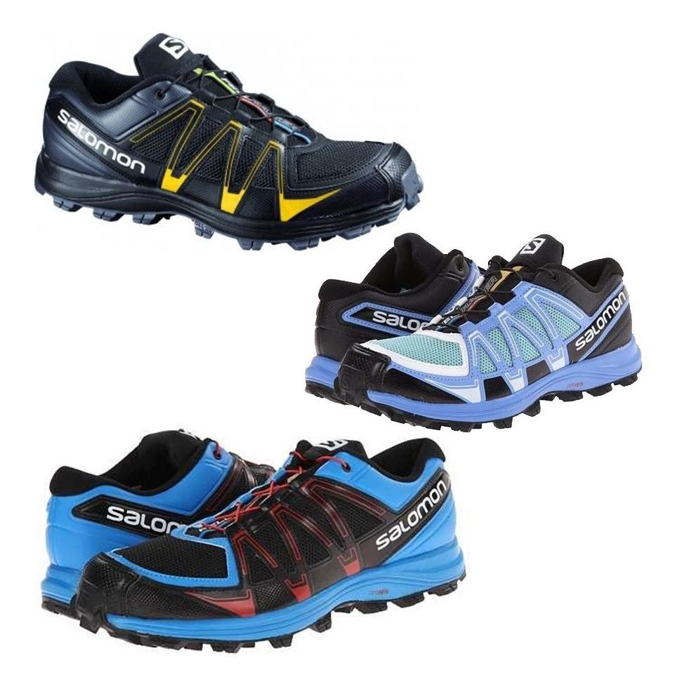 Zapatillas Trail Running Salomon Fellraiser Mujer Hombre°