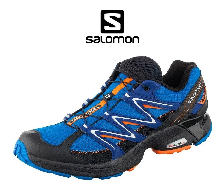 Zapatillas Trail Running Salomon Xt Weeze Hombre Local Caba°