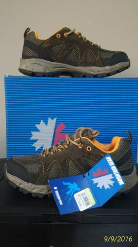 zapatillas trecking mountain gear,talla 39-40