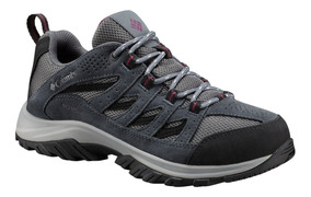 0996f4f0 Zapatillas Trekking Impermeables Columbia Crestwood Dama