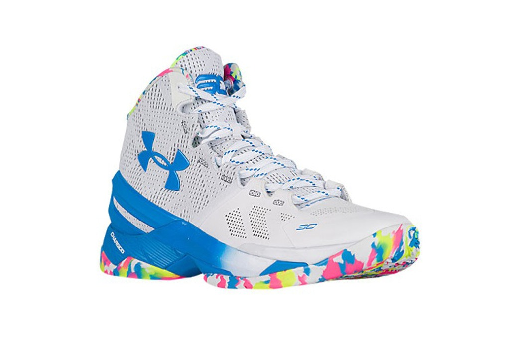 timeless design 6a9d6 a96ec Zapatillas Under Armour (curry 2 Surprise Party) - $ 2.650,00 en ...