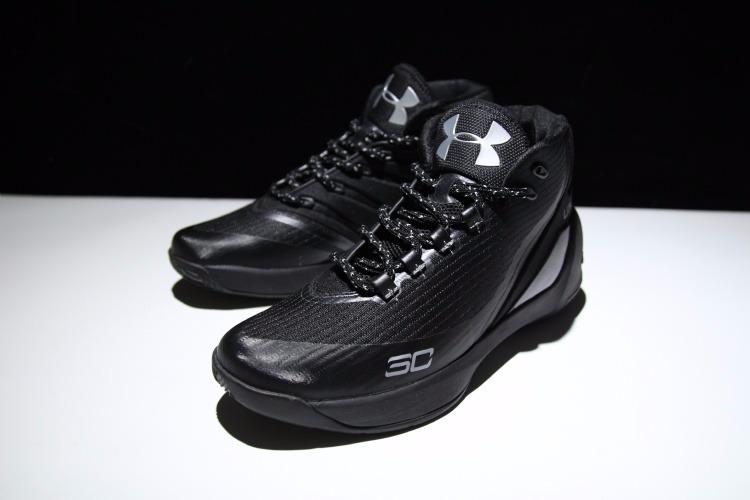 Marcar Con qué frecuencia duda  Zapatillas Under Armour Curry 3 Basketball Modelo Exclusivo - S/ 449,91 en  Mercado Libre