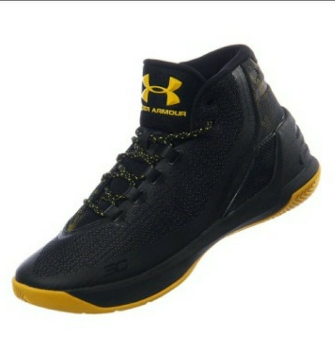 827420466f Zapatillas Under Armour Stephen Curry 3 10 Usa - $ 3.400,00 en ...