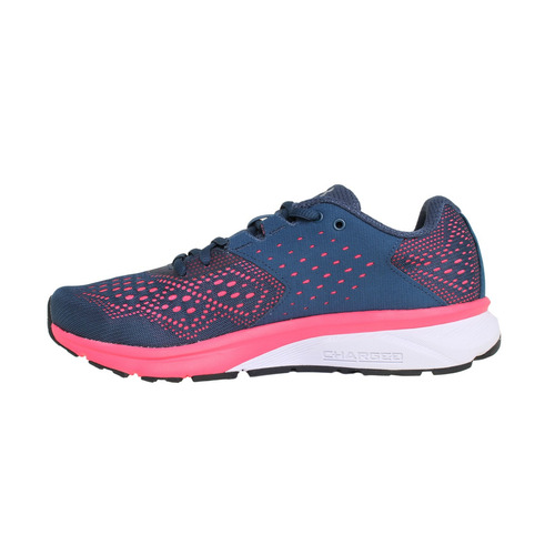 zapatillas under armour ua w charged rebel mujer mn/rf