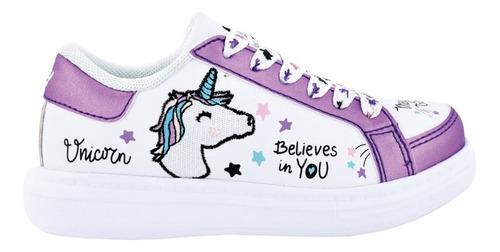 zapatillas unicornio fancy ultra liviana- footy oficial