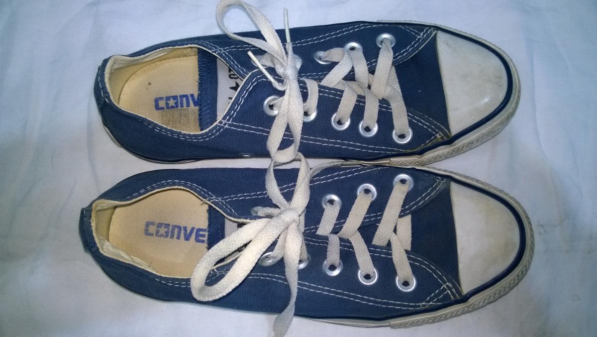 008a67c3b zapatillas unisex converse all star número 35 plantilla 23cm. Cargando zoom.