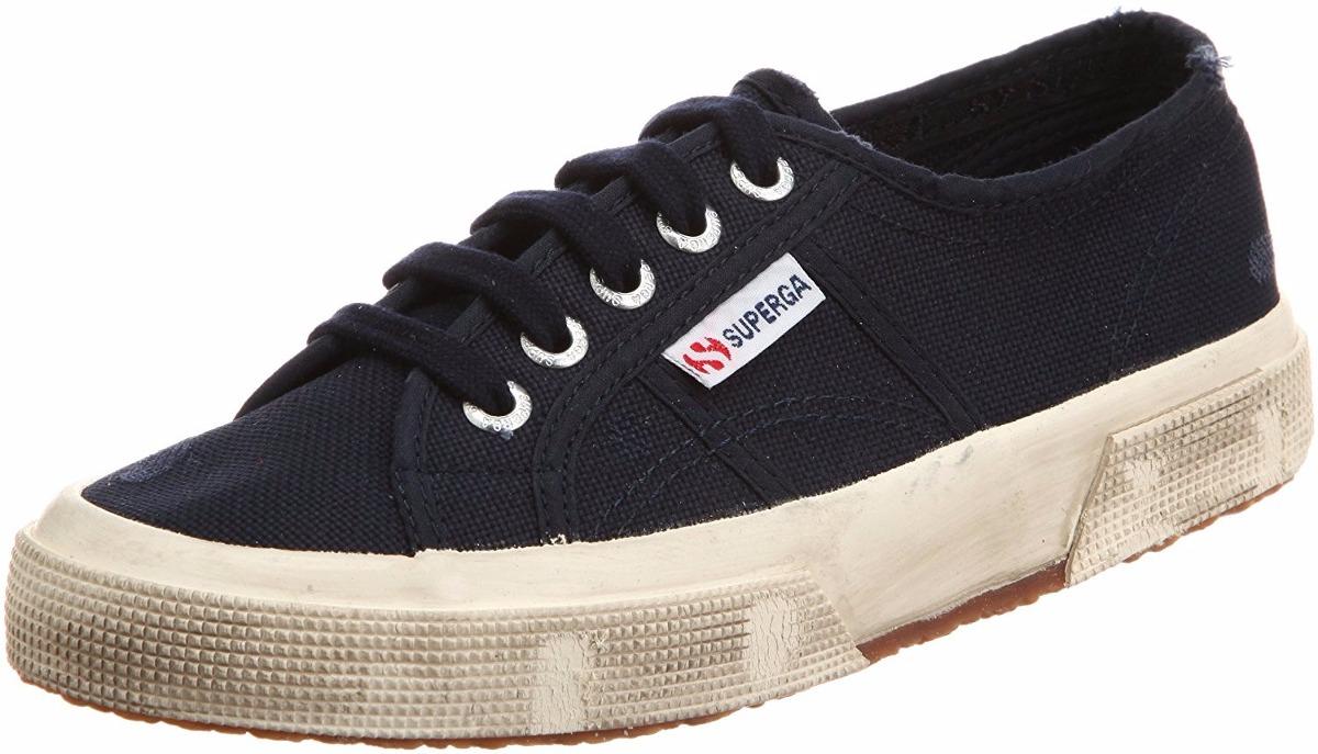 Zapatos azul marino SUPERGA Cotu unisex 20rHcQy