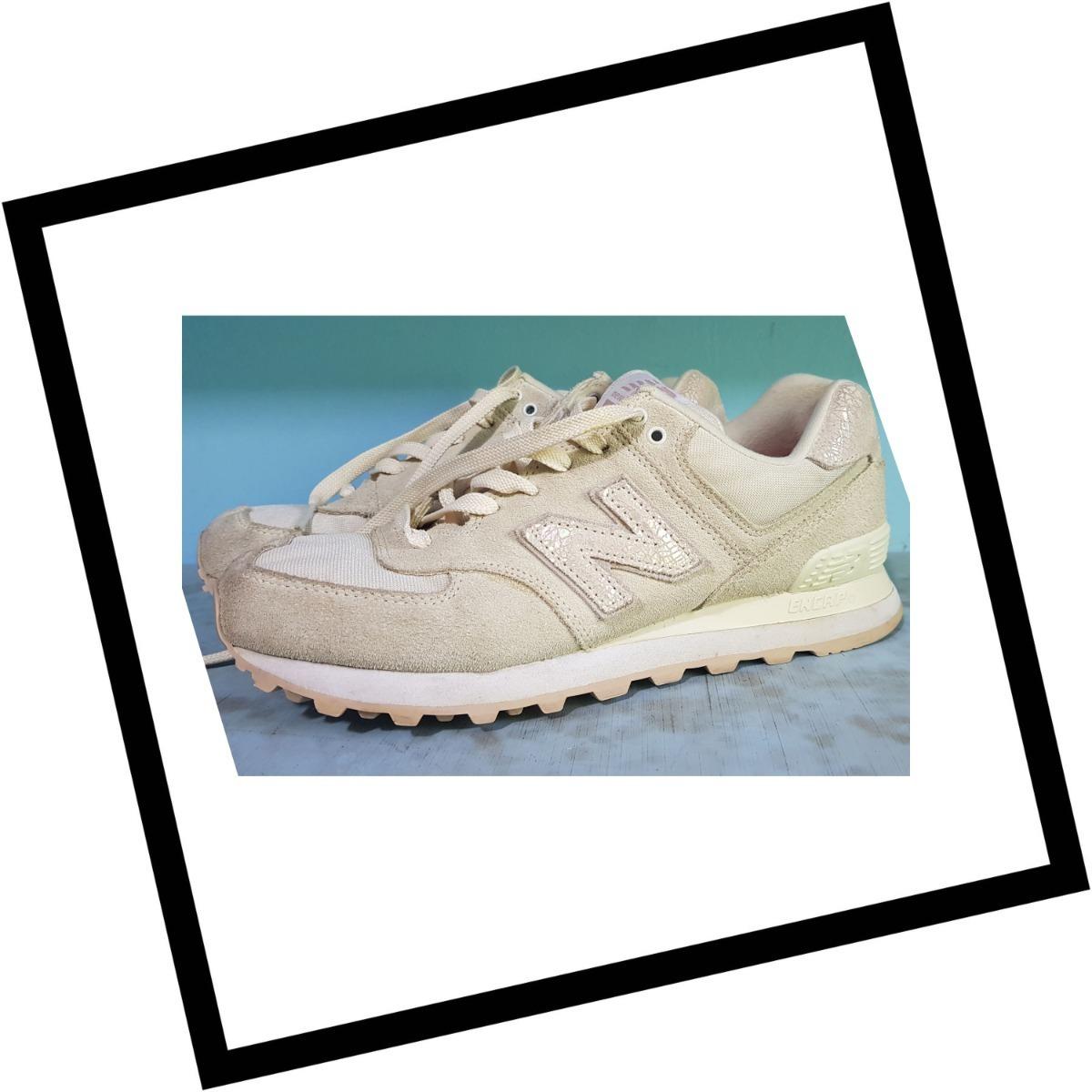 Zapatillas Urbanas Mujer New Balance 574 Nº 38.5. Poco Uso