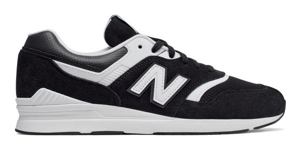 new balance leather mujer