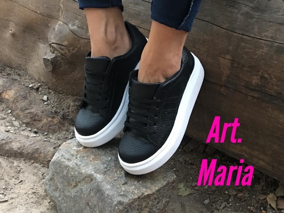 d42e166f34329 zapatillas urbanas mujer plataforma moda 2018. Cargando zoom.