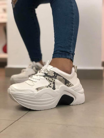zapatillas adidas mujer plataforma