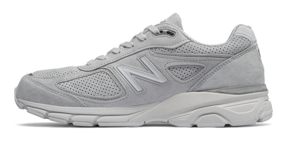 Zapatillas Urbanas New Balance 990v4 Made In Us Hombre Moda