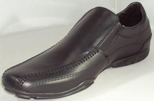 zapatillas urbanas stone cuero 100% vacuno originales ar1414